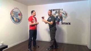 The Self Defense Drill With No Name