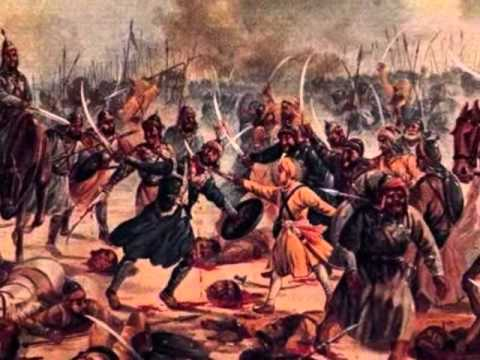 Battle of Chamkaur [Tiger style]