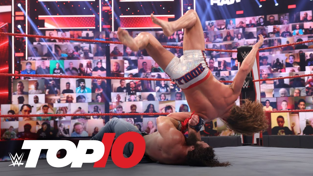 Top 10 Raw moments: WWE Top 10, May 3, 2021