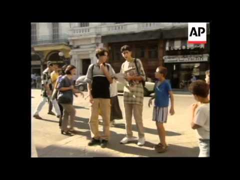 ALGERIA: PEACE PLAN REFERENDUM: ECONOMY