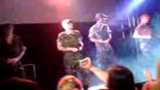 Mal's Army Striptease '08