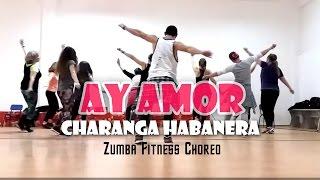 Ay Amor - Charanga Habanera * Zumba Choreo by Ionut