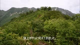 会津朝日岳 2015 7 7