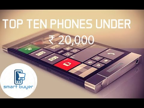 Top 10 Smartphones Under ₹20,000 | Smart Buyer