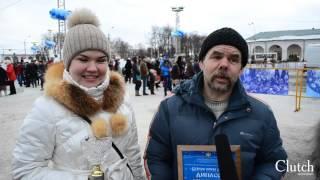В Костроме завершился VIII фестиваль снежных и ледовых скульптур(На Сусанинской площади Костромы состоялось подведение итогов и торжественное закрытие VIII областного фест..., 2016-02-08T13:53:41.000Z)