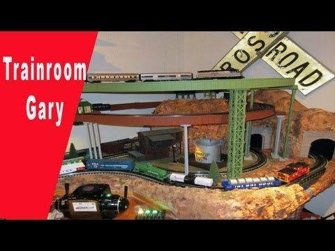Lionel Trains – by Trainroomgary – Classic Toy Trains – Postwar