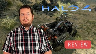 Checking out Halo 4 Pre-Release