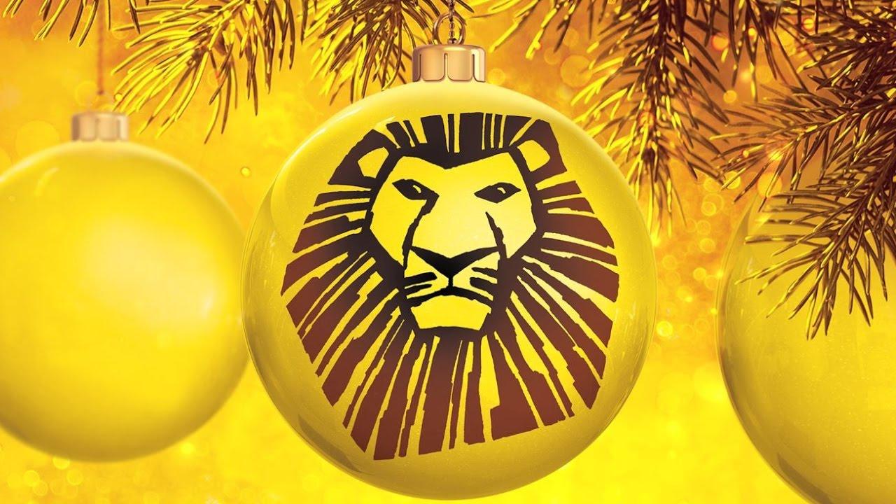 The Lion King Christmas Around The World