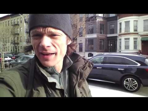PSA-I'm not homeless, please don't offer me money in the street....