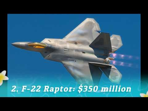 top 10 expensive fighter jet in the world 2017