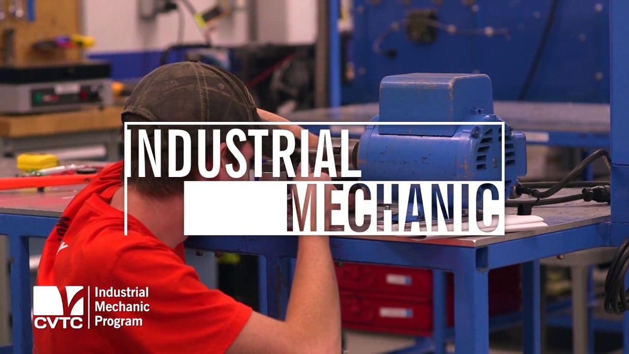 Industrial Mechanical Technician - Associate Degree | CVTC