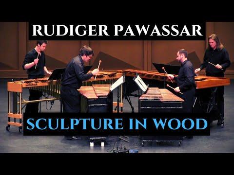 Sculpture in Wood by Rudiger Pawassar