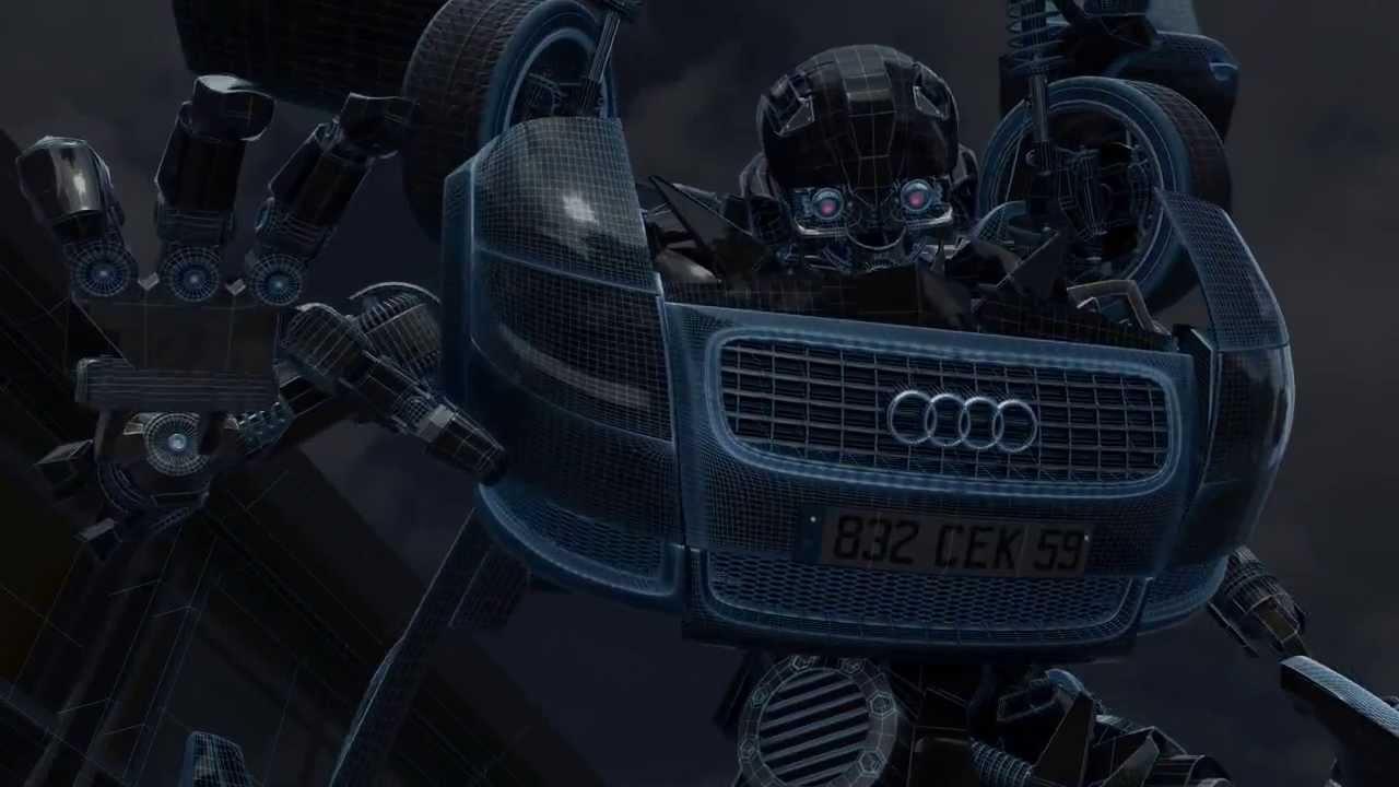 Film Transformer Audi Meconopsis Film Anniversaire Hd Avec Making Of