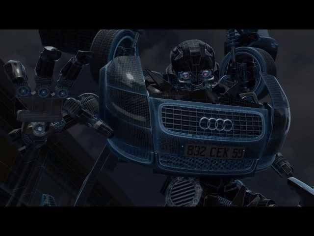 Film_Transformer Audi/Meconopsis (Film Anniversaire HD avec making of)