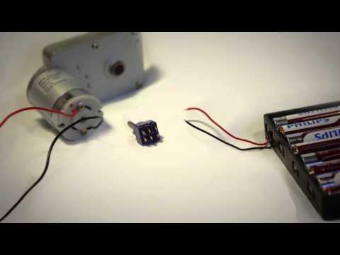 arduino stepper motor hookup