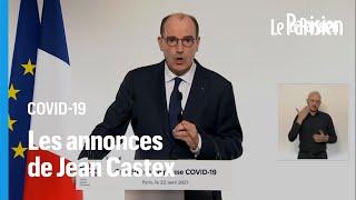 Retour en classe, déconfinement, quarantaine : les annonces de Jean Castex