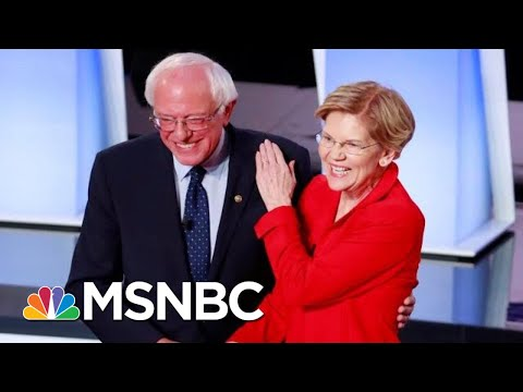 Democrats Hit Donald Trump On Racist Attacks On Night One Of Second Debate   The 11th Hour   MSNBC