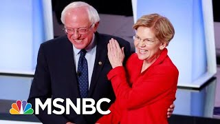 Democrats Hit Donald Trump On Racist Attacks On Night One Of Second Debate | The 11th Hour | MSNBC