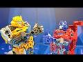 Трансформеры конструктор ботс игрушки Мультики про роботов СМЕШИЛКИ для детей mp3