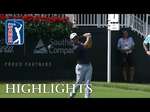 Paul Casey's extended highlights | Round 3 | TOUR Championship