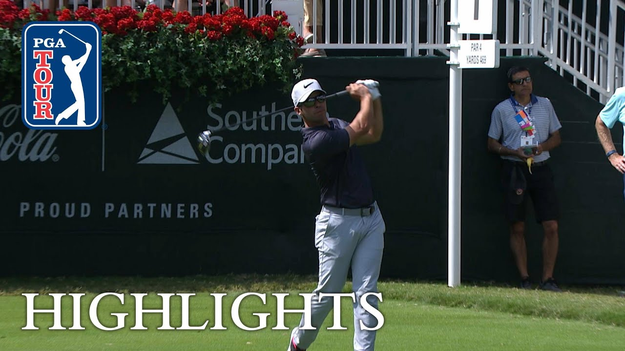 Paul Casey's extended highlights | Round 3 | TOUR Championship ...