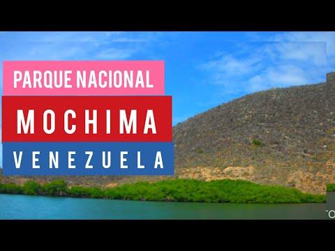 PARQUE NACIONAL MOCHIMA-VENEZUELA