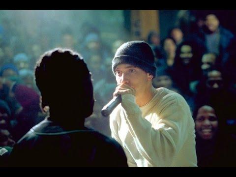 Insane Rap Battle Eminem vs Papa Doc HD