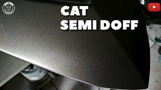 NGOPLOS CAT SEMI DOFF Vario 150cc Dark gray mica thumbnail