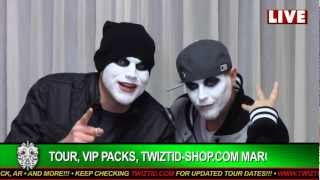 TWIZTID Press Conference