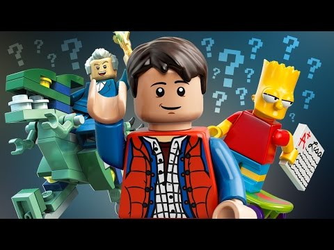 IGN's LEGO Dimensions Blockbuster Pop Culture Quiz