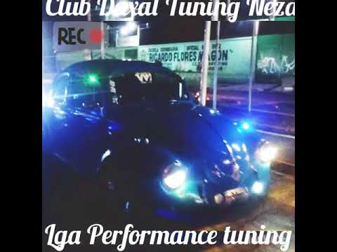 Club Daxal Tuning Neza y la visita lga Performance tuning