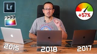 Is the I9 2018 MacBook Pro the FASTEST??