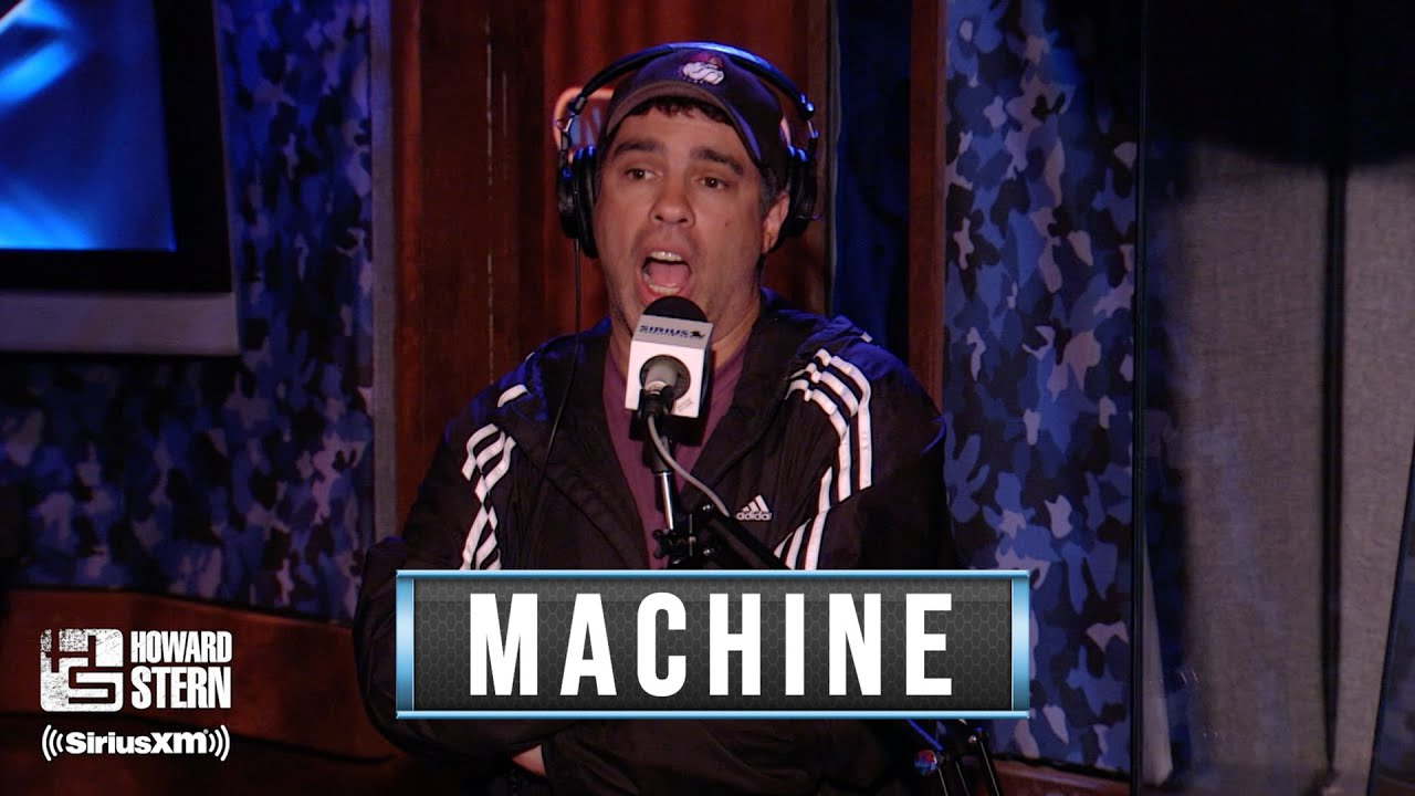 """Download Gary Dell'Abate Mispronounces """"Machine"""" (2006)"""
