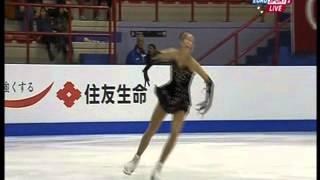 Rika Hongo - 2013 World Junior Championships - LP.