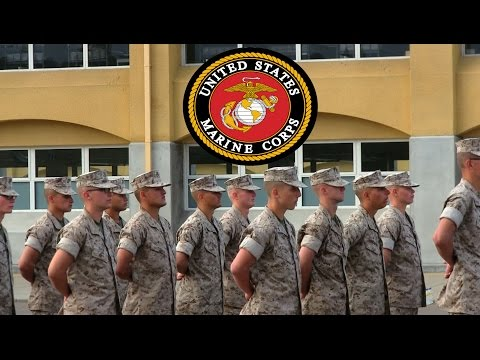 USMC MCRD Graduation Day For Our Son