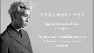 [VOSTFR] Jonghyun 샤이니 종현 - Skeleton Flower / Diphylleia Grayi ( 산하엽 )  KOREAN ROMANIZED FRENCH
