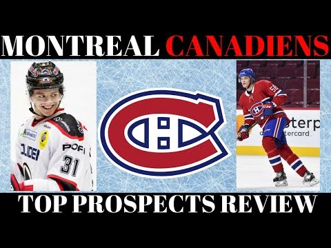 2018 NHL Prospects Report - Montreal Canadiens Prospects