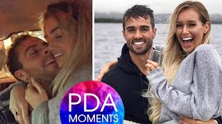 Laura Anderson and Max Morley Romantic and Hottest PDA Moments 2018