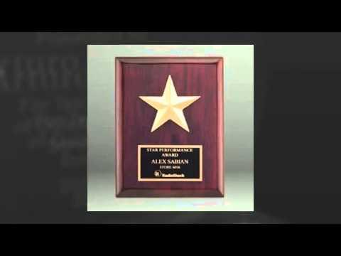 Trophies, Awards, Laser Engraving - Dallas, TX