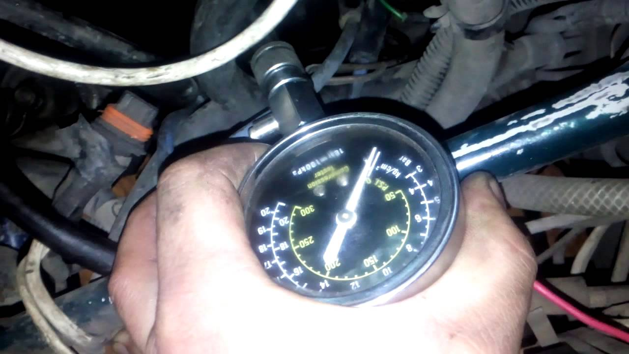 норма компрессии в двигателе нива шевроле