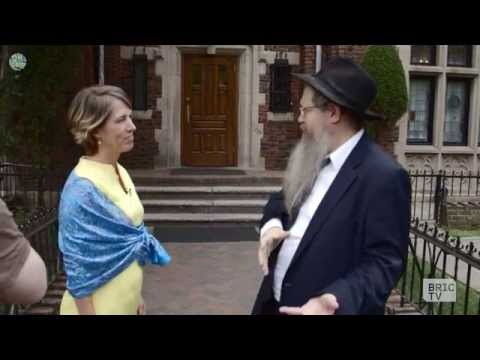 A Jewish Tour of Crown Heights | On the Grid with Zephyr Teachout