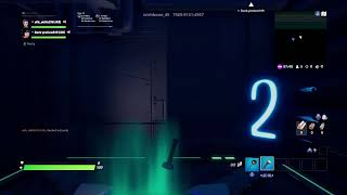 Scary vibes in fortnites