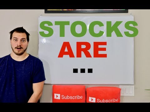 stocks are... UNDERVALUED