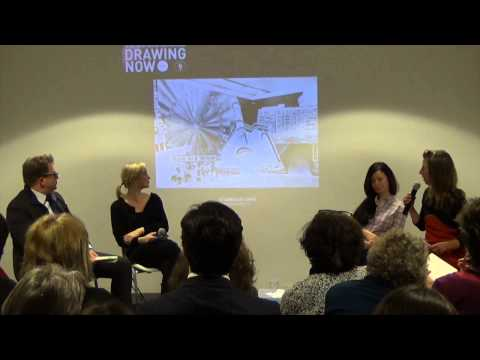 Drawing Talks - The limits of contemporary drawing ?