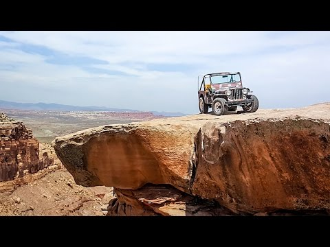 The Rusty 1948 Willys Jeep Finally Made It To Moab! - Project Slow Devil Finale