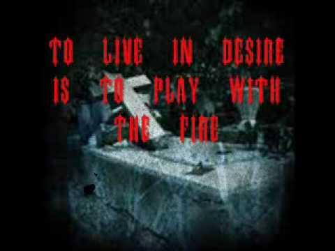Poisonblack  Love Infernal (with Lyrics)