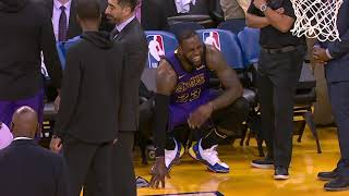 Los Angeles Lakers vs Golden State Warriors | December 25, 2018