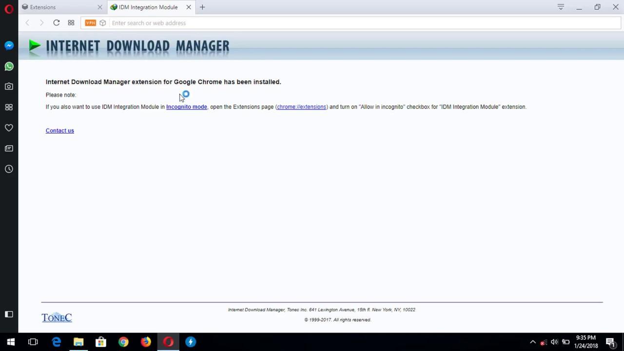 Fvd Downloader Module Chrome