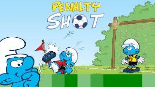 Play with The Smurfs: Penalty Shot • Die Schlümpfe