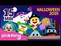 Halloween Baby Shark and more | +Compilation | Halloween Songs | Pinkfong Songs for Children